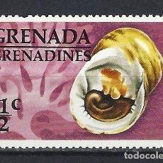 Sellos: FAUNA - GRANADA Y LAS GRANADINAS - SELLO NUEVO C/F*. Lote 175700833