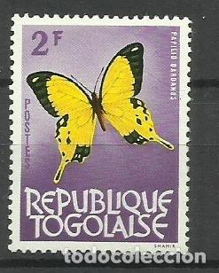 FAUNA TOGO - SELLO NUEVO ** (Sellos - Temáticas - Fauna)