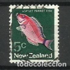 Francobolli: FAUNA NUEVA ZELANDA - SELLO USADO . Lote 176319169