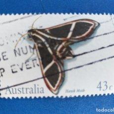 Sellos: SELLO DE AUSTRALIA. FAUNA: INSECTO . Lote 180105407
