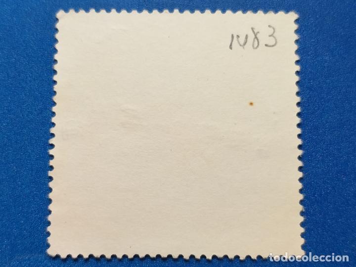 Sellos: SELLO DE POLONIA. Nº YVERT 1483. AÑO 1965. FAUNA. ANIMALES DE LOS BOSQUES. LOBO - Foto 2 - 191601561