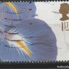 Sellos: LOTE Y--SELLOS FLORA. Lote 197102132