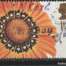 Sellos: LOTE Y--SELLOS FLORA FLORES. Lote 197102162