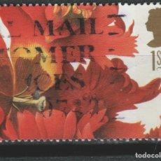 Sellos: LOTE Y--SELLOS FLORA FLORES. Lote 197102242