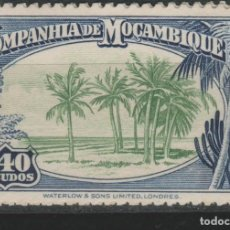 Sellos: LOTE Y--SELLOS FLORA MOZAMBIQUE. Lote 228321300