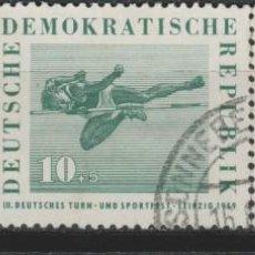 Sellos: LOTE Y--SELLOS DEPORTES 1959. Lote 197104693