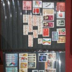 Sellos: SELLOS R. POLONIA MTDOS/1972/15 SERIES COMPLETAS/ARTE/ARQUITECTURA/DEPORTE/ANIMALES/FAUNA/CABALLOS/P. Lote 202500466