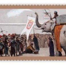 Sellos: PORTUGAL ** & EMBAJADA DEL REY MANUEL I AL PAPA LEÓN XX - 500 AÑOS 2014 (6880). Lote 207343887