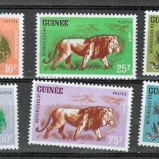 Selos: R. GUINEA Nº 105 AL 110 (*). Lote 215355511