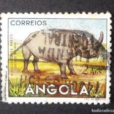 Sellos: 1953 ANGOLA FAUNA ANGOLEÑA. Lote 221572393