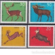Sellos: LOTE DE SELLOS NUEVOS - ALEMANIA - FAUNA - ANIMALES - (AHORRA EN PORTES, COMPRA MAS). Lote 222283815