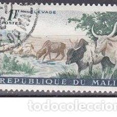 Timbres: LOTE DE SELLOS - MALI - ANIMALES - FAUNA - (AHORRA EN PORTES, COMPRA MAS). Lote 222976871
