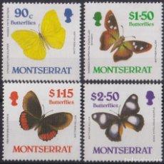 Francobolli: F-EX20492 MONTSERRAT MNH 1987 BUTTERFLIES MARIPOSAS PAPILLON INSECTS ENTOMOLOGY. Lote 228645187