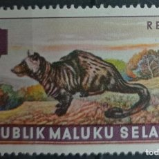 Timbres: SELLOS ANIMALES. Lote 259987145