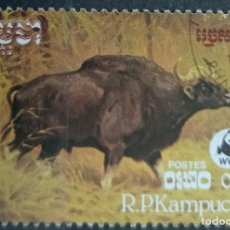 Timbres: SELLOS ANIMALES. Lote 259987515
