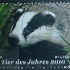 Timbres: SELLOS ANIMALES. Lote 278823058