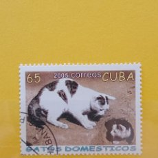 Sellos: SELLO TEMÁTICO CUBA - GAT. Lote 276064948