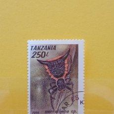 Sellos: SELLO TEMÁTICO TANZANIA - TAN. Lote 276067178
