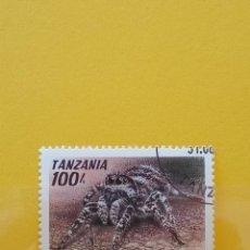 Sellos: SELLO TEMÁTICO TANZANIA - TAN. Lote 276067578