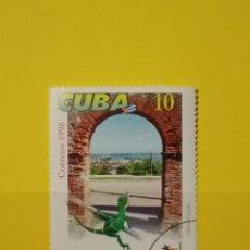 Sellos: SELLO TEMÁTICO CUBA - KYR. Lote 276093183