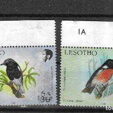 Timbres: LESOTO Nº 939 AL 940 (0). Lote 278160598
