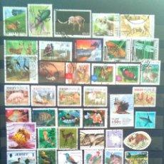 Sellos: FAUNA SELLOS USADO DE SUIZA,AUSTRIA, JERSEY, JAPON,AUSTRALIA, ALEMANIA NORUEGA, ISLANDIA..... Lote 278332663