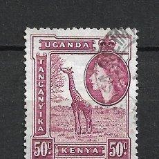 Timbres: SELLO KENYA UGANDA TANGANYIKA -19/51. Lote 287201573