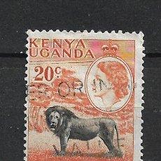 Timbres: SELLO KENYA UGANDA TANGANYIKA -19/51. Lote 287203423