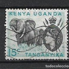 Timbres: SELLO KENYA UGANDA TANGANYIKA -19/51. Lote 287203693