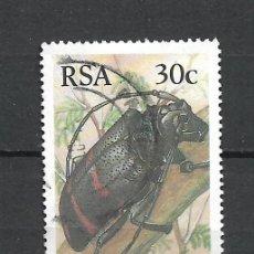 Selos: SELLO SUDAFRICA FAUNA - 19/42. Lote 287699723