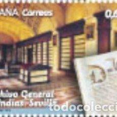 Sellos: ESPAÑA 2018 ARCHIVO GENERAL DE INDIAS. SEVILLA ED 5269. Lote 136421358
