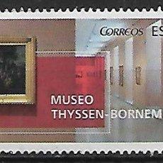 Sellos: SELLO ESPAÑA. USADO. 2015, EDIFIL 4955. MUSEO THYSSEN.. Lote 143383922