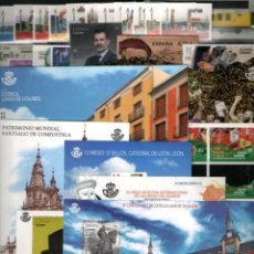 Sellos: ESPAÑA : AÑO 2018 COMPLETO Y NUEVO(FACIAL +147€).. Lote 148070689