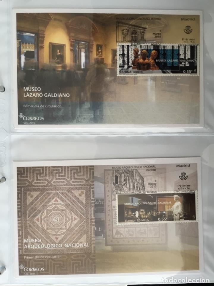 Sellos: España 2015 - Colección Sobres primer día 2015 - Foto 13 - 152371074
