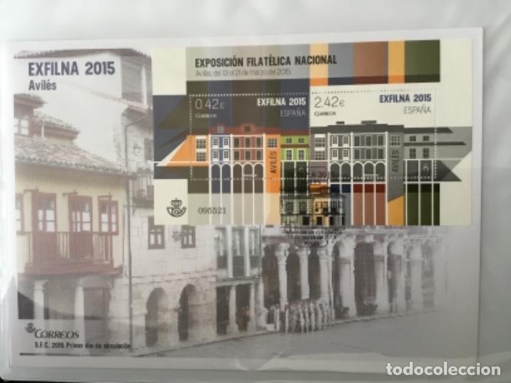 Sellos: España 2015 - Colección Sobres primer día 2015 - Foto 15 - 152371074