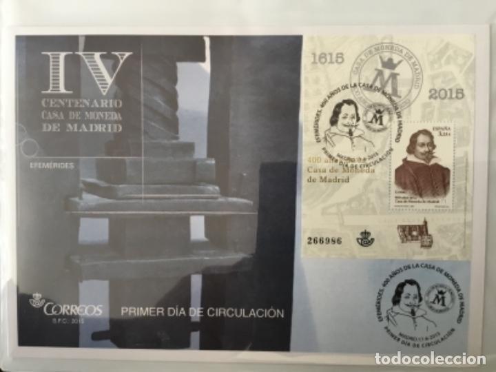 Sellos: España 2015 - Colección Sobres primer día 2015 - Foto 25 - 152371074