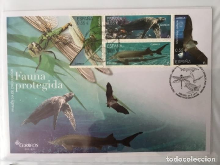 Sellos: España 2015 - Colección Sobres primer día 2015 - Foto 30 - 152371074