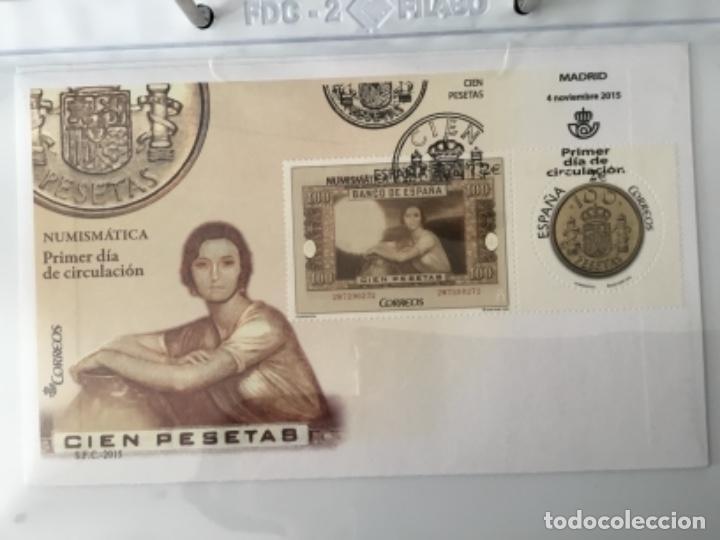 Sellos: España 2015 - Colección Sobres primer día 2015 - Foto 43 - 152371074