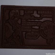 Sellos: ESPAÑA 2018 EDIFIL 5250 SELLO DE CAUCHO ANIVERSARIO COSME GARCIA SÁEZ. Lote 152499504