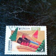 Selos: SELLO DE ESPAÑA EDIFIL 4964 USADO 2015. Lote 153098978