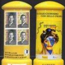 Sellos: ESPAÑA CARNÉ CARNET PROMOCIÓN DE LA FILATELIA ECC 2016 TORREMOLINOS EDIFIL 5078CP TIRADA 10000. Lote 160633745