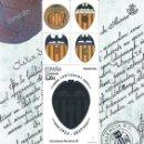 Sellos: EFEMÉRIDES. CENTENARIO DEL VALENCIA CF. LUJO.. Lote 165857442