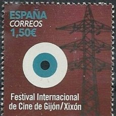 Sellos: [CF2644] ESPAÑA 2019, FESTIVAL INTERNACIONAL DE CINE DE GIJÓN (MNH). Lote 183346525