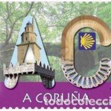 Sellos: ESPAÑA 2020 12 MESES, 12 SELLOS: A CORUÑA MNH ED 5362 YV 5108. Lote 191423326
