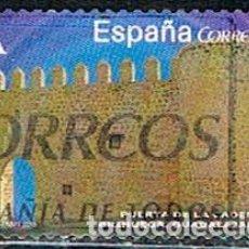 Sellos: EDIFIL 4925, PUERTA DE LA CADENA EN BRIHUEGA (GUADALAJARA), USADO. Lote 194398912