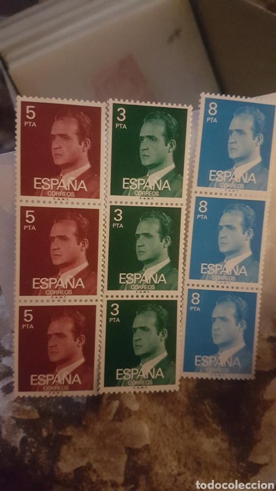 LOTE SELLOS ESPAÑA (Sellos - España - Felipe VI)