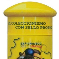 Sellos: SELLOS ESPAÑA CARNET PROMOCIONAL FILATELIA 2016. Lote 202254918