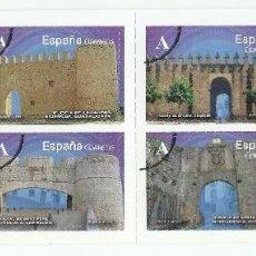 Sellos: SELLOS ESPAÑA EN EUROS, ARCOS Y PUERTAS MONUMENTALES 2015. MUESTRA - SPECIMEN (LOTE 2). Lote 204431372