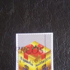 Selos: SELLO ESPAÑA USADO EDIFIL -2018. Lote 205331601
