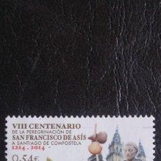 Selos: SELLO ESPAÑA USADO EDIFIL 4867-2014. Lote 205332837